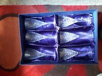 Edinburgh Crystal Wine Glasses
