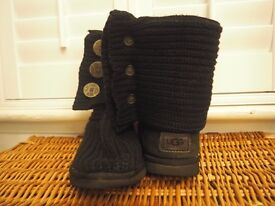 Ugg Classic Cardy Womens Boots UK Size 5