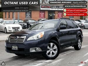 2010 Subaru Outback 3.6 R Limited Package NAVI! BACK UP CAM!...