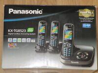 Panasonic KX-TG8523 Digital Cordless Answering System