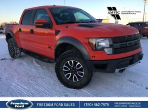 2012 Ford F-150 Leather, Navigation, Sunroof