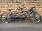 Brand New Dawes 2019 Combi 19/16 inch Blue Alloy Tandem RRP £699.99