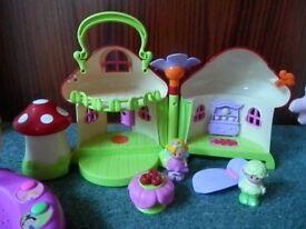 ELC Happyland Fairy Toadstool Cottage