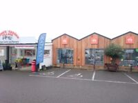 Shop units to let from £15/day in busy Garden Centre, No deposit, Crews Hill Enfield