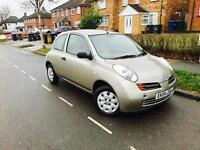 2004/54 NISSAN MICRA 1.2L AUTOMATIC HPI CLEAR (not astra fiesta corsa focus clio civic)