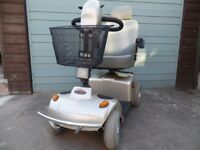 Free Rider Mayfair S 3/6mph Mobility Scooter