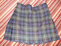 "kilt in Ferguson tartan waist 40"" to 44"" from Alex Scott"