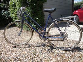Racing Bike. Raleigh. Ladies