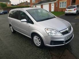 2009 vauxhall zafira 1.9 cdti 120 active 7 seater looks and drives well