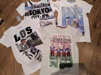 Bundle boys clothes age 7 all brand new.