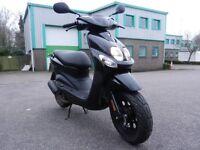 Yamaha YN 50 E Neos Easy 64 Plate 2014