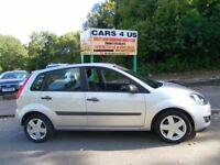 Ford Fiesta Zetec Climate, 1.4CC Petrol 5 Door, 78K Miles with Full Service History!