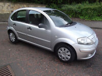 DIESEL C3 1.4 £20 A YEAR TAX [[[ CAN DELIVER ]]]
