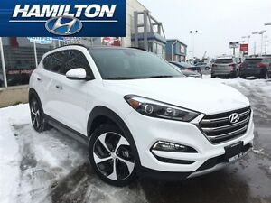2017 Hyundai Tucson | ULTIMATE | LEATHER | PANO ROOF | ALLOYS |