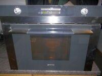Smeg Microwave Model SC45MC1 Fantastic condition.