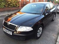 2008 Skoda Octavia 1.9 TDI PD Classic 5dr/Low Miles Only 51000,1 owner/full service history/2keys
