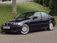 BMW 3 Series 330d M Sport Auto Saloon ONLY 70000 FSH