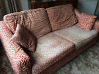 John Lewis Sofa bed (with double, sprung, pull out bed) Free if collected