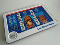 ::: Human Body Interactive electronic learning toy :::