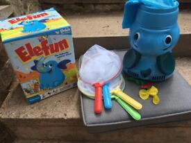Elefun! Great fun!!