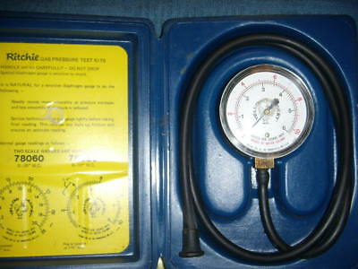 Yellow Jacket Gas Pressure Test Kit