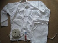 Judo Outfit - good condition, used