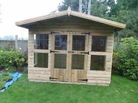 10 x 8 summerhouse