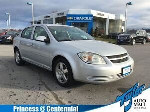 2010 Chevrolet Cobalt LT| AC Alloys| Accident Free Kingston Kingston Area image 1