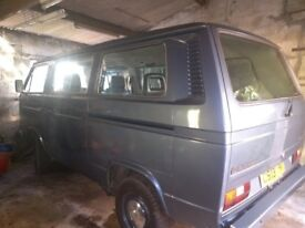 vw caravelle 1986