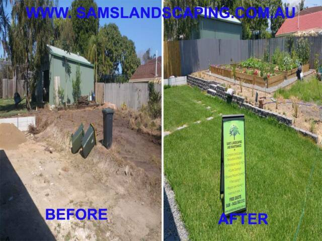 Turf laying landscaping brisbane landscaping for Gardening tools brisbane