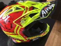 Airoh Mx Helmet Limited Edition