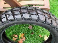 Pair of new Bridgestone Trail Wing Knobbly Tyres, Zero use.