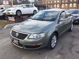 2007 Volkswagen Passat 2.0T LEATHER ROOF
