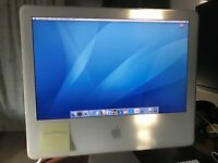 "Apple 20"" iMac G5 1.8Ghz / 768Mb / 160Gb"