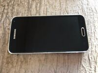 Samsung Galaxy S5 Factory Unlocked to any Network in average condition Strictly no offers