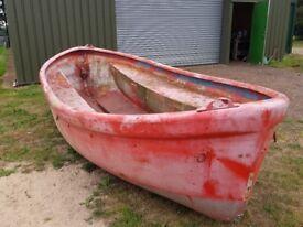 Idea fishing boat