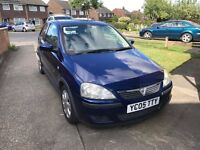 Vauxhall Corsa 1.2 SXI 16v 3 door 05 Plate