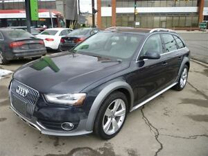 2013 Audi A4 allroad 2.0T Premium Plus/NAVIGATION/PANO ROOF/AWD