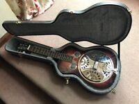 Gold Tone - Resonator Guitar in great condition. Comes with slide, finger picks and new strings.