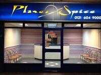 Indian takeaway for sale Pizza Birmingham Northfield, West midlands