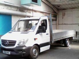 Mercedes-Benz AUTOMATIC 313 DROPSIDE TRUCK VAN CUSTOMISED 2143 (cc)