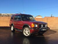 Land Rover Discovery 2 TD5 Manuel (7 seater)