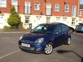 Ford Fiesta 1.4 ghia tdci 12 month mot • service history