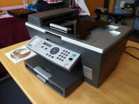 Lexmark X7350 All-In-One InkJet Printer scan,copy, fax and print.