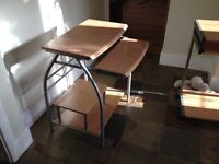 Two computer desks for sale. Good condition.