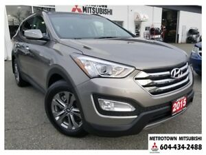 2015 Hyundai Santa Fe Sport 2.4 Luxury; Local & No accidents!