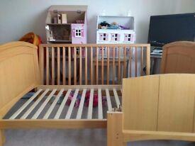 Cossato cotbed/junior bed