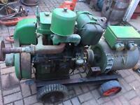 Diesel generators x2