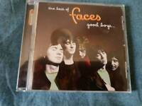 THE FACES .BEST OF CD ALBUM NEW