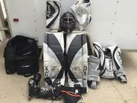 Men's goalie equipment